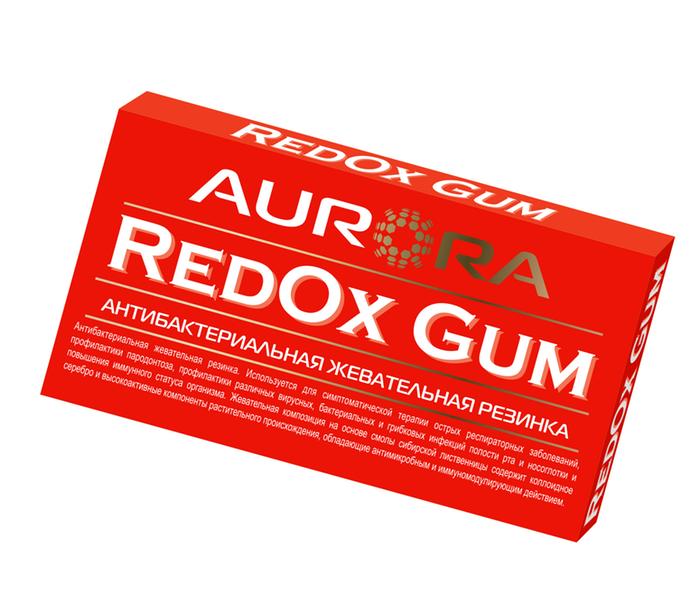 Жевательная резинка РедОкс Гам