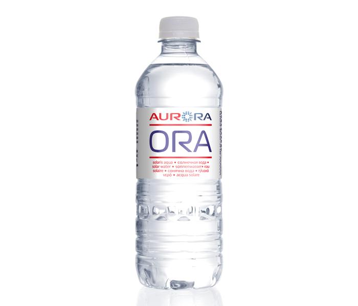 Солнечная вода ОРА