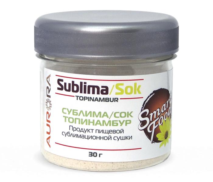Сублима/Сок Топинамбур